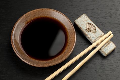 Comida japonesa shoyo