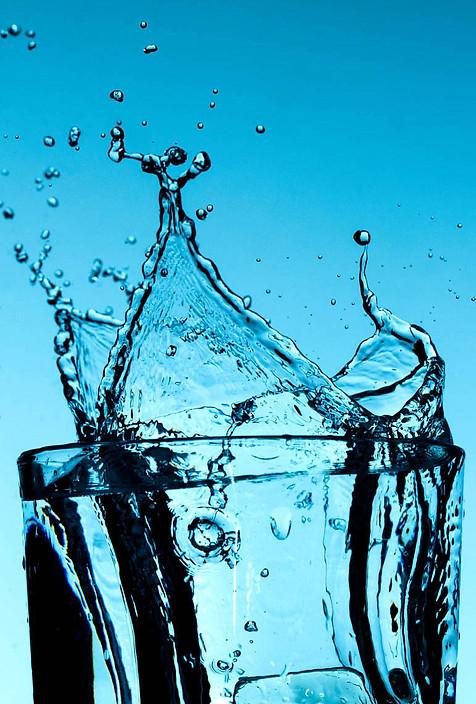Água splash