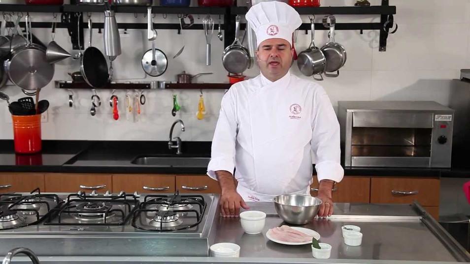 Chef Nicolau Rosa