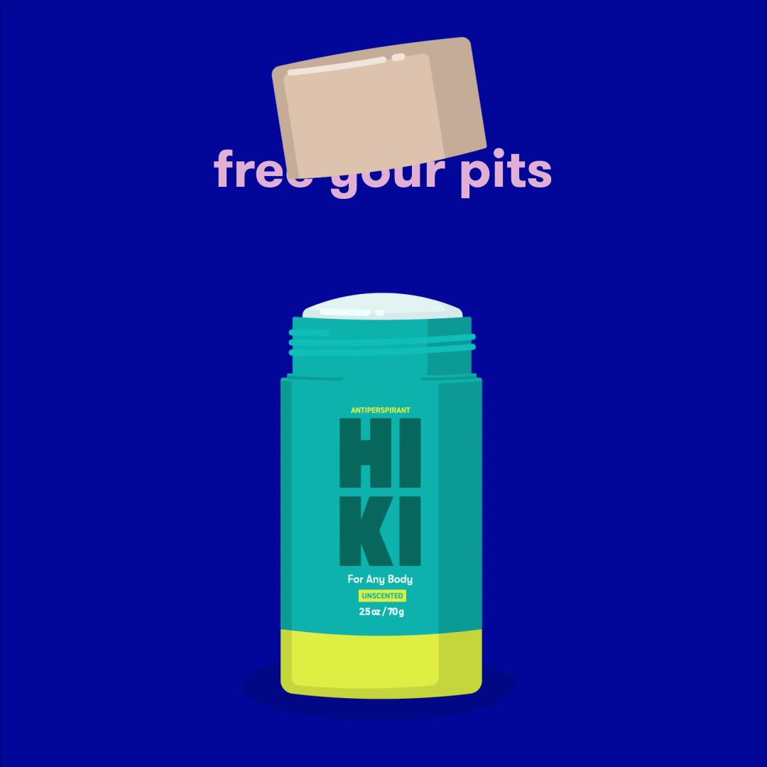 Free Your Pits Ad