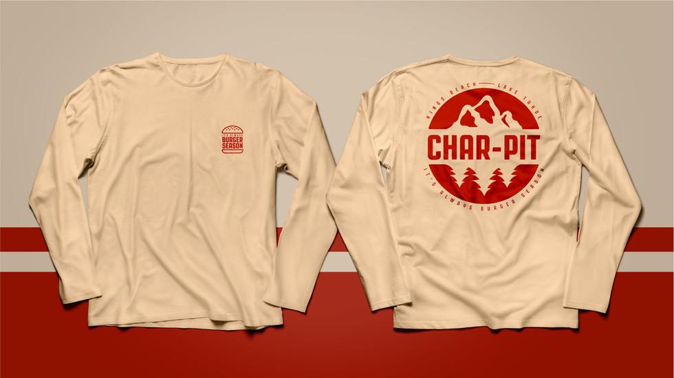 Char-Pit Shirt Design 1