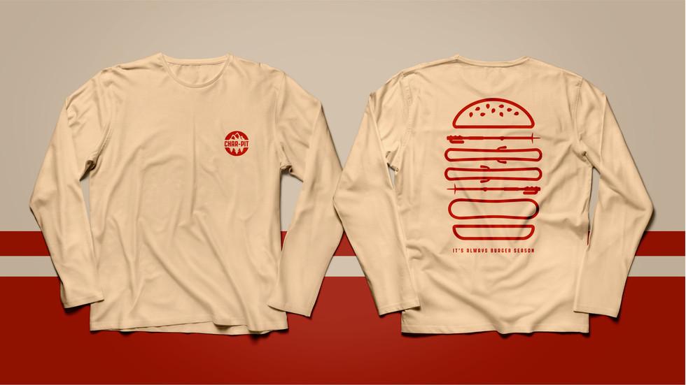 Char-Pit Shirt Design 3