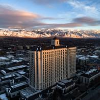 The Grand America Hotel