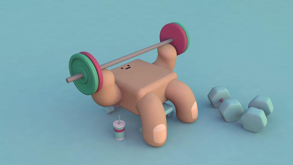 Workout Nightmares