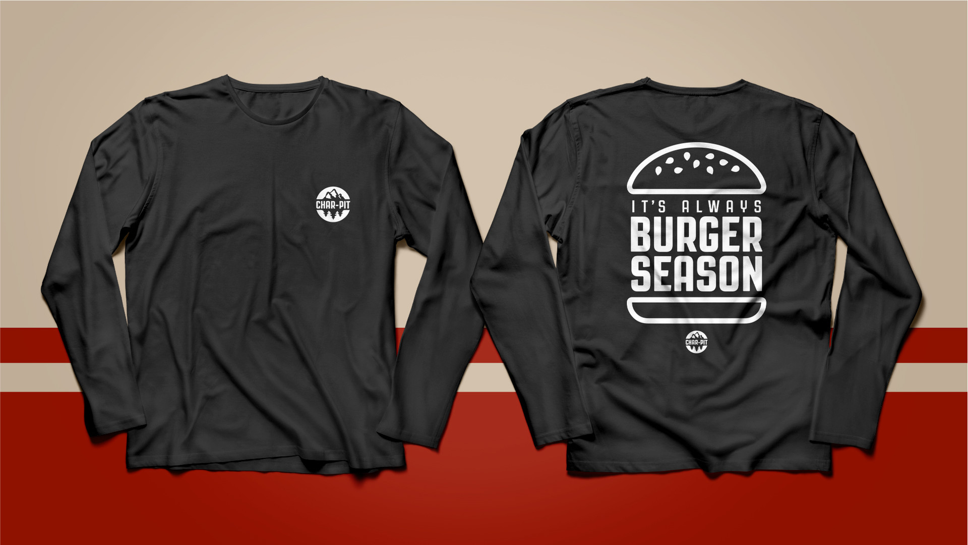 Char-Pit Shirt Design 2