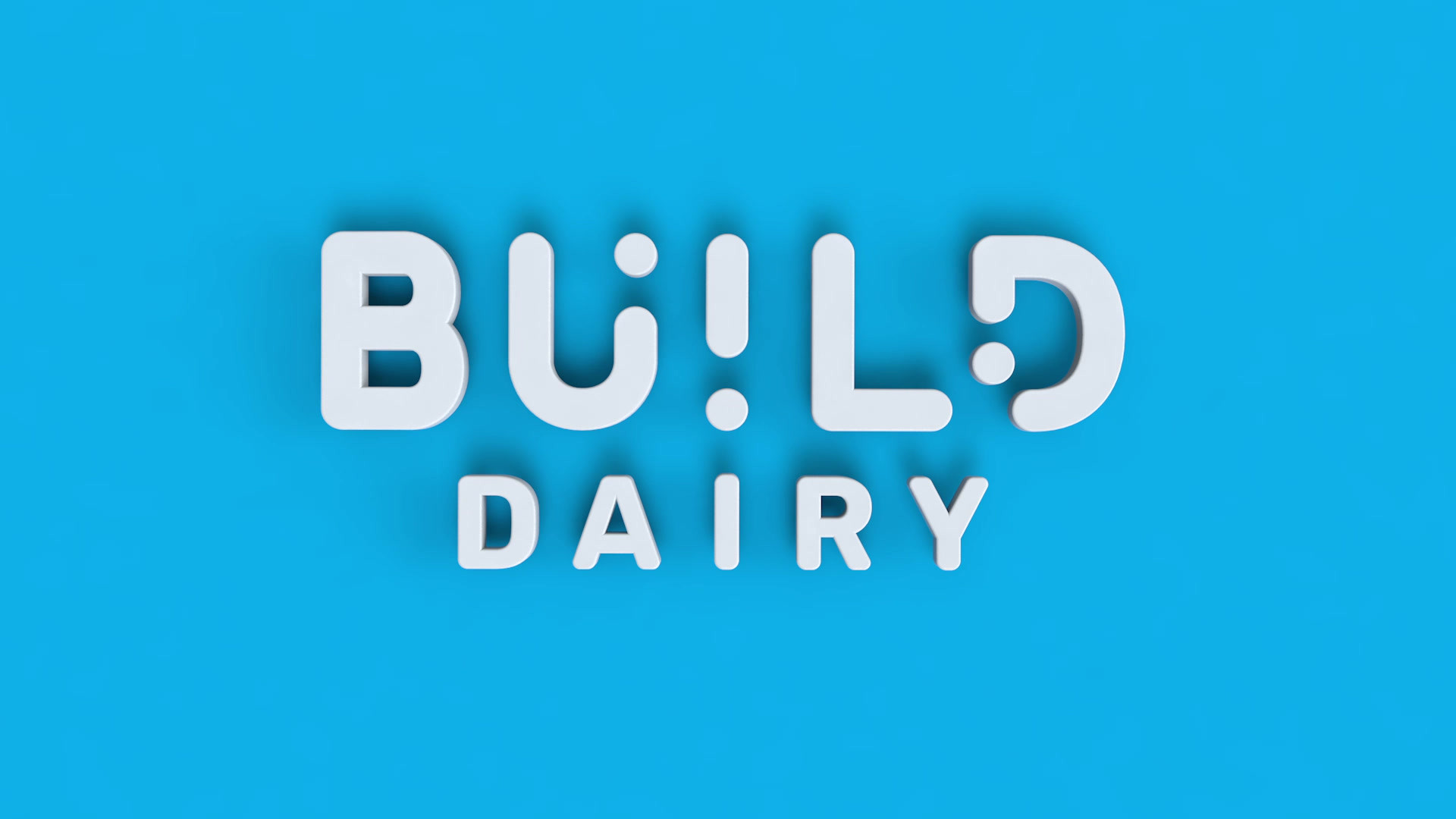 BUILD Dairy Logo Animation