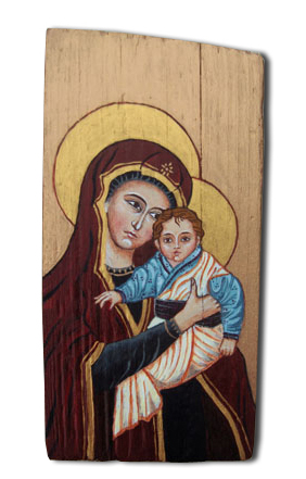 Nola Joy | Icon Painter