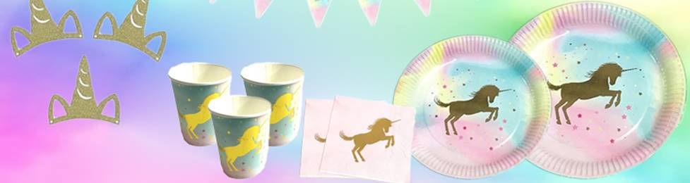 יום הולדת חד קרן ספרקל מושלמת! אצלנו תמצאו צלחות חד קרן, כוסות חד קרן, מפיות חד קרן, מפת שולחן חד קרן ועוד המון דברים שווים!