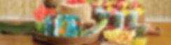 מסיבת הוואי מושלמת! אצלנו תמצאו צלחות הוואי, כוסות הוואי, מפיות הוואי, מפת שולחן הוואי ועוד המון דברים שווים!