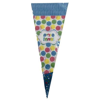שקיות צלופן משולשות למשלוח מנות 25 יח'