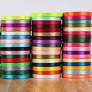 סרטי סאטן במגוון צבעים