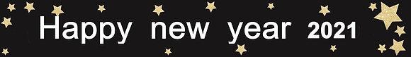 באנר Happy New Year