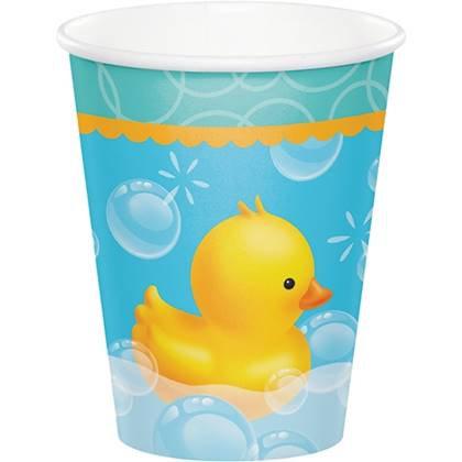 כוסות ברווזים 8 יח'