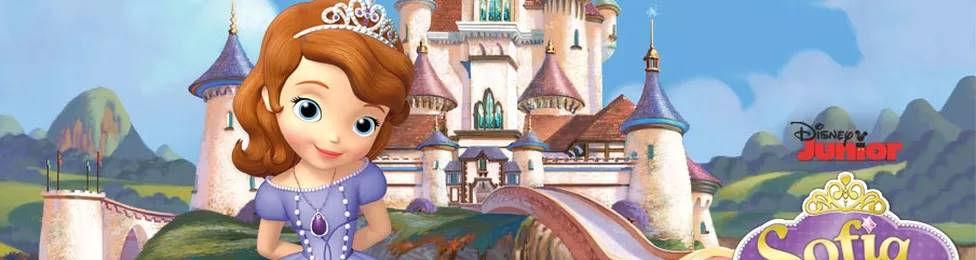 יום הולדת הנסיכה סופיה מושלמת! אצלנו תמצאו צלחות הנסיכה סופיה, כוסות הנסיכה סופיה, מפיות הנסיכה סופיה, מפת שולחן הנסיכה סופיה ועוד המון דברים שווים!