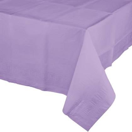 מפת שולחן איכותית בצבע סגול