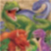 יום הולדת דינוזאורים מושלמת! אצלנו תמצאו צלחות דינוזאורים, כוסות דינוזאורים, מפיות דינוזאורים, מפת שולחן דינוזאורים ועוד המון דברים שווים!