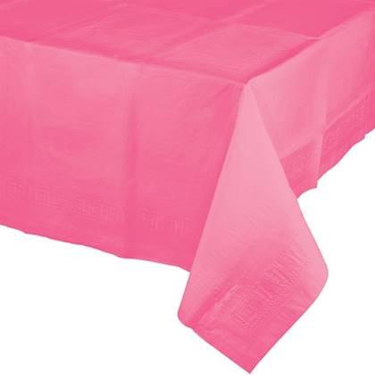 מפת שולחן איכותית בצבע פוקסיה