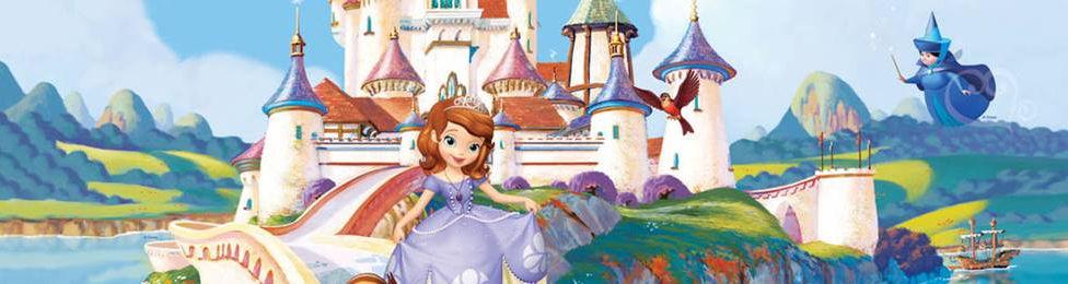 תמונות אכילות של הדמות הנסיכה סופיה במגוון דגמים וצבעים לחגיגת יום הולדת מושלמת!
