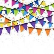 שרשראות וגרלנדות במגוון צבעים למסיבה מושלמת! אצלנו   שרשראות וגרלנדות, בלונים לפי צבע, בלוני מספר תמצאו אהילי נייר, מניפות נייר, כדורי נייר, פונפוני משי, ועוד המון דברים שווים!