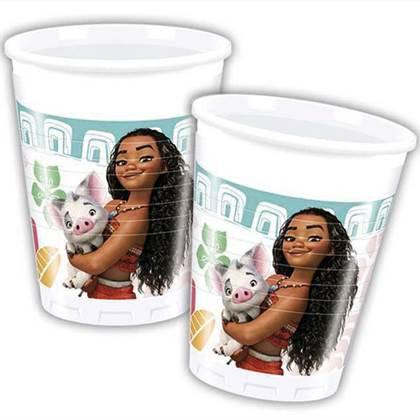 כוסות מואנה 8 יח'