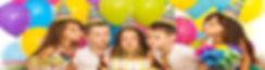 אצלנו תמצאו מגוון ימי הולדת לבנים כגון: יום הולדת בוב ספוג, יום הולדת כדורסל, יום הולדת מפרץ ההרפתקאות, יום הולדת סוסים, יום הולדת ספארי, יום הולדת ספיידרמן, יום הולדת כדורגל, יום הולדת מיקי מאוס, יום הולדת סמי הכבאי, יום הולדת דינוזאורים, יום הולדת פיראטים, יום הולדת טרקטורים, ציוד לימי הולדת, אביזרים לימי הולדת, ציוד למסיבות, חנות לימי הולדת, אביזרים למסיבות