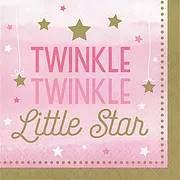 יום הולדת כוכב קטן מנצנץ מושלמת! אצלנו תמצאו צלחות כוכב קטן מנצנץ, כוסות כוכב קטן מנצנץ, מפיות כוכב קטן מנצנץ, מפת שולחן כוכב קטן מנצנץ ועוד המון דברים שווים!