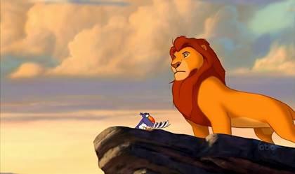 תמונה אכילה מלך האריות 11