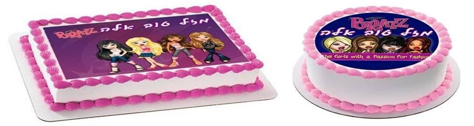 תמונות אכילות של הדמות בראץ במגוון דגמים וצבעים לחגיגת יום הולדת מושלמת!