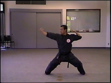 Kenpo Striking Exercise 1-5