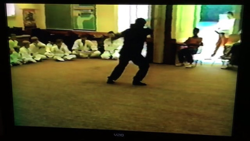 Kyoshi Roy Demo in 1986