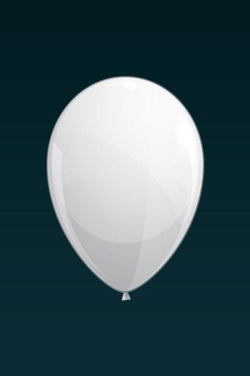 Ballong Uten LED Lys (30/40/55/100/180 cm)