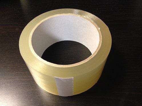 Emballasjetape 50mmx66m (Klar)