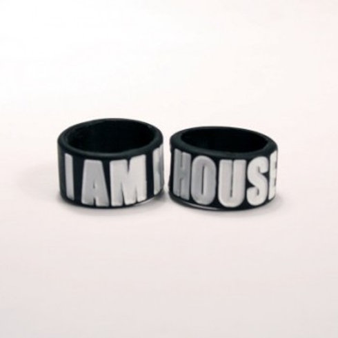 """I Am House"" Ring"