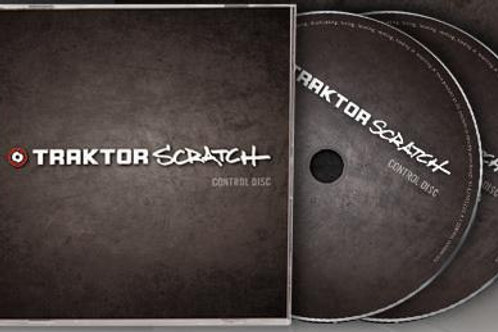 Native Instruments TRAKTOR Scratch CD plater