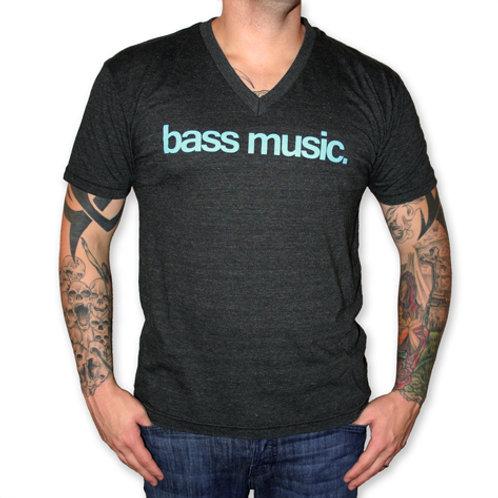 """Bass Music"" T-Skjorte"