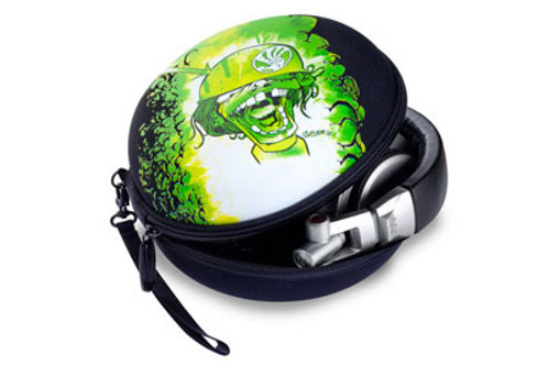 "Slappa Headphone Case ""Bomber Dude"""