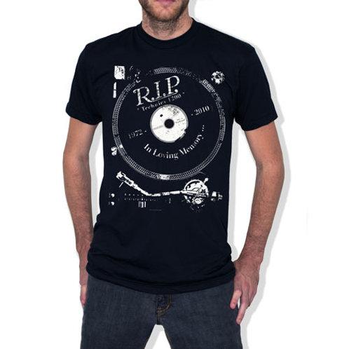 """RIP Technics"" T-Skjorte"