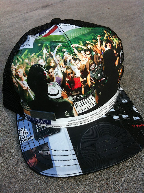 """One & Done"" Trucker Hat (DJ & Crowd)"