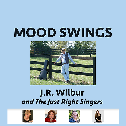 Mood Swings by J.R. Wilbur (Vinyl)