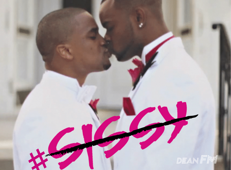 Two Black Fraternity Brothers Get Married #SISSYSundays