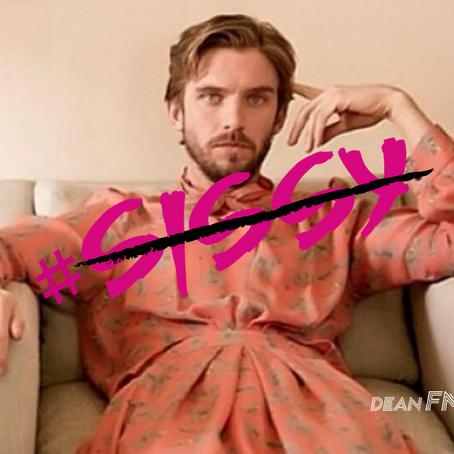 Men In Dresses #SISSYSundays