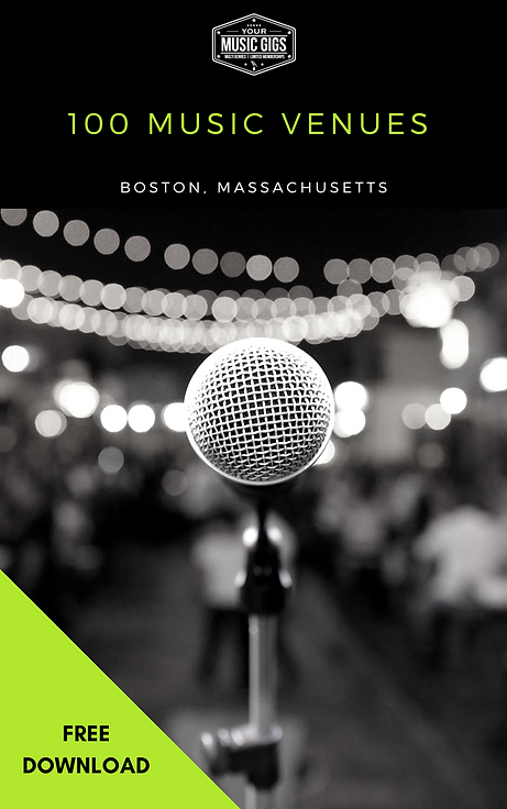 100-Boston-Music-Venues-2018-Your-Music-