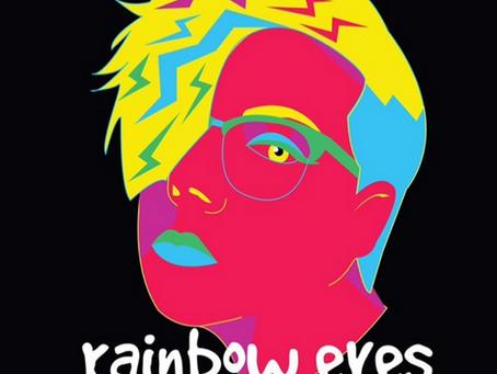 """Rainbow Eyes"" by Melissa Fine"