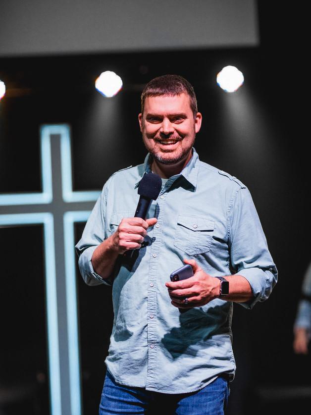 Pastor Troy Blunden
