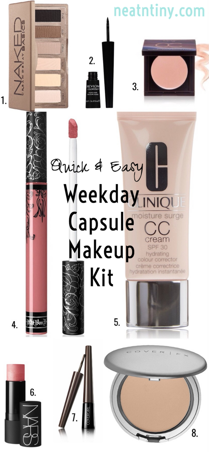 5-Minute Makeup Routine For Busy Moms