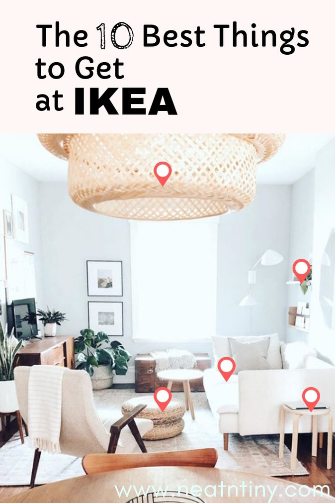 The Best Things to Get at IKEA in 2019 - Part I: Home Decor