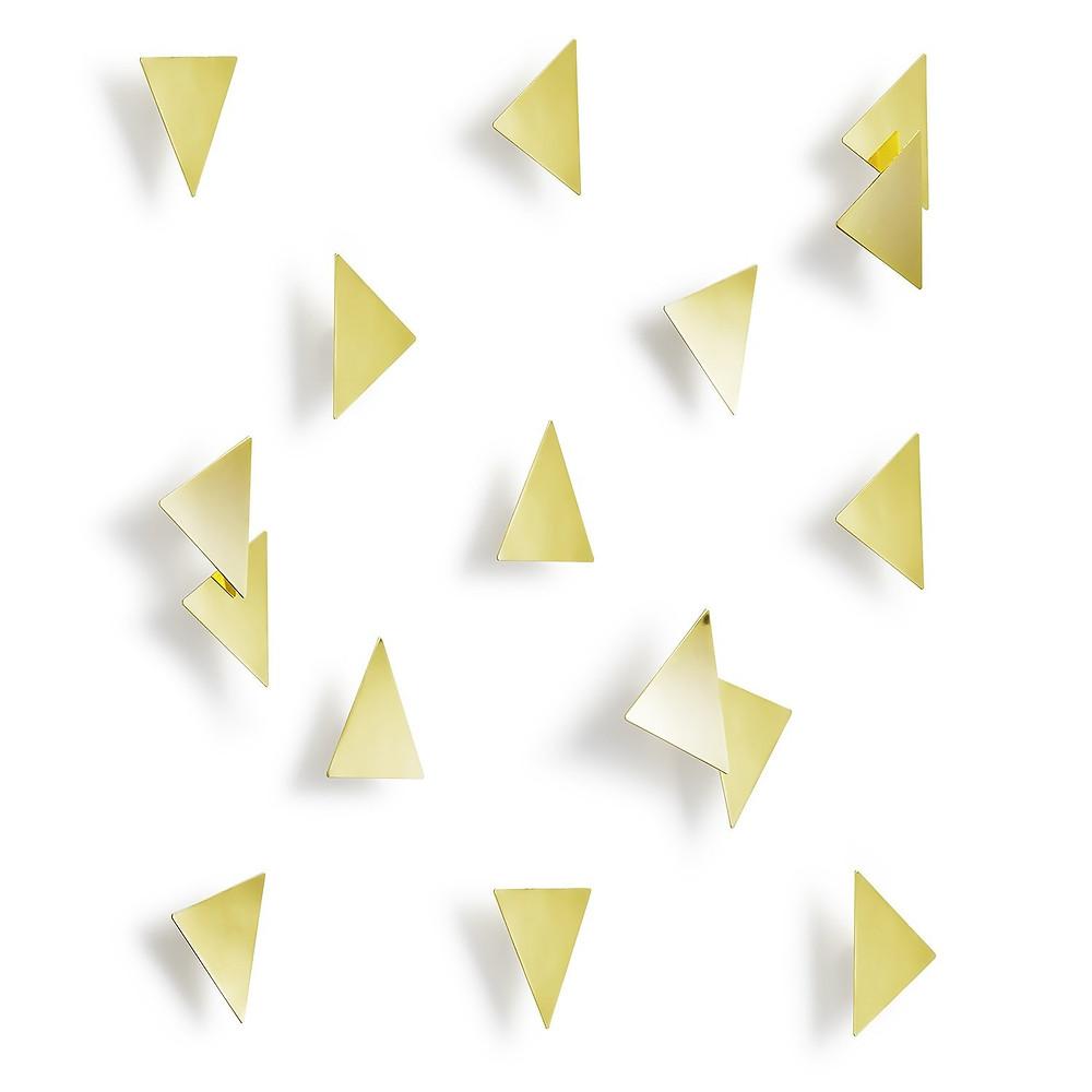 Umbra confetti triangles