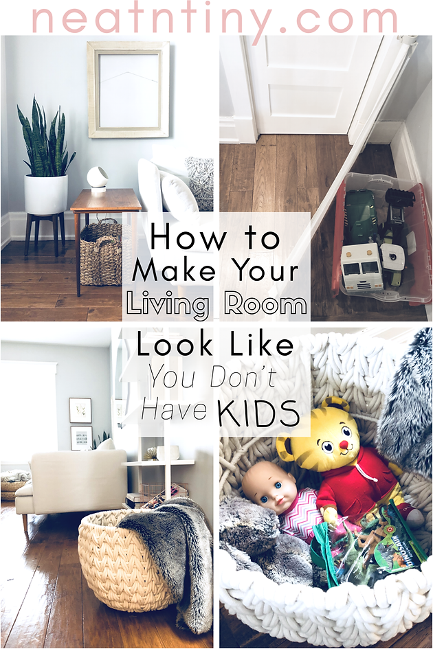 5 Clever Toy Storage Ideas for Your Living Room