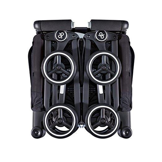 GB pockit stroller folded