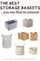The Best Storage Baskets On Amazon